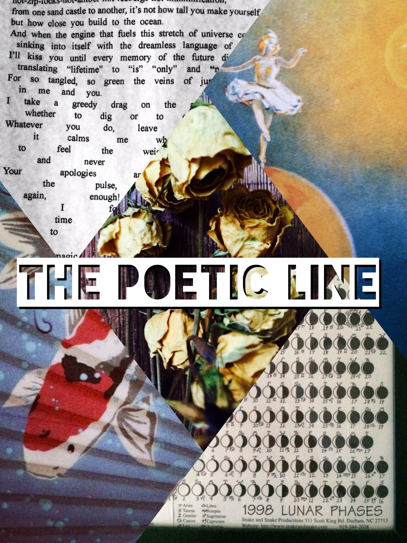 The Poetic Line - Share Good Vibes