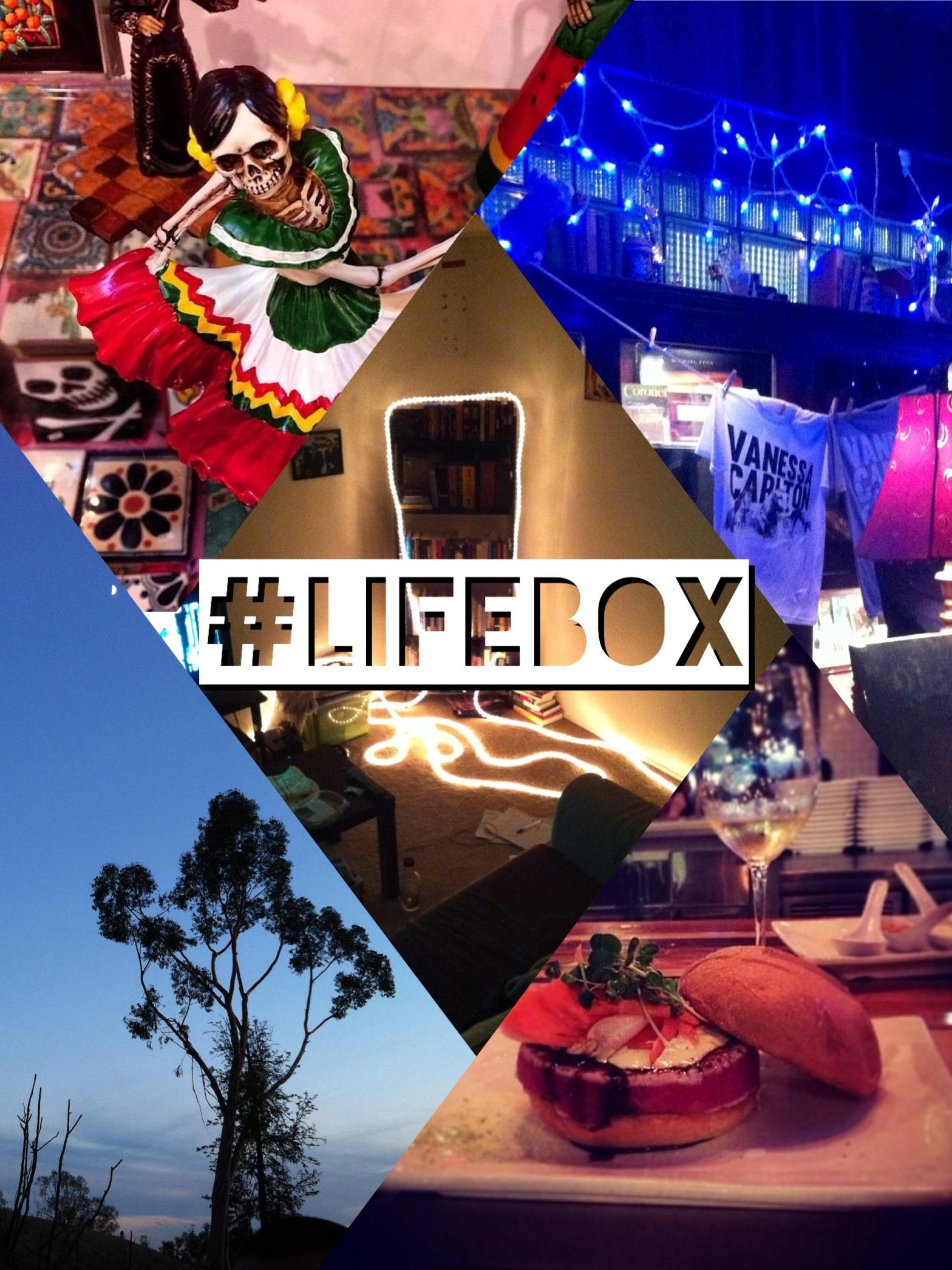 #Lifebox - Share Good Vibes
