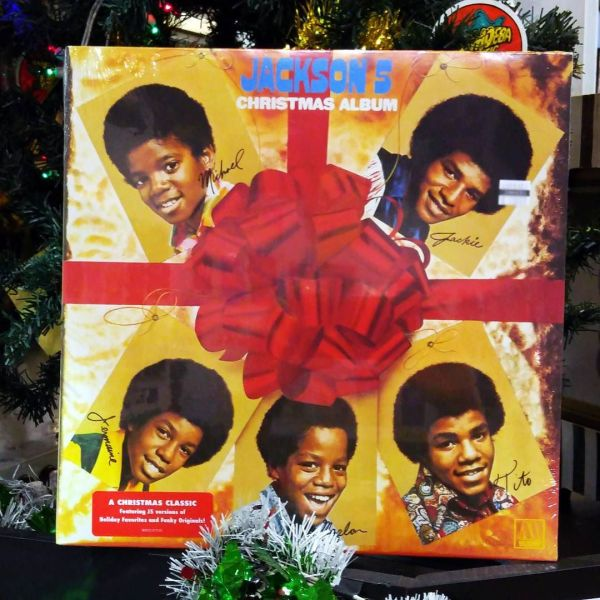 The Jackson 5 Have Yourself A Merry Little Christmas.Have Yourself A Merry Little Christmas With This Holiday Album
