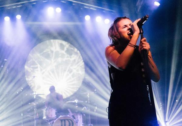 PVRIS LIVE! #pvris from The Observatory | #ShareGoodVibes
